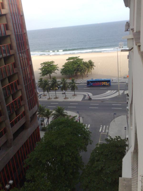 triple ocean view bedroom in copacabana - Image 1 - Rio de Janeiro - rentals