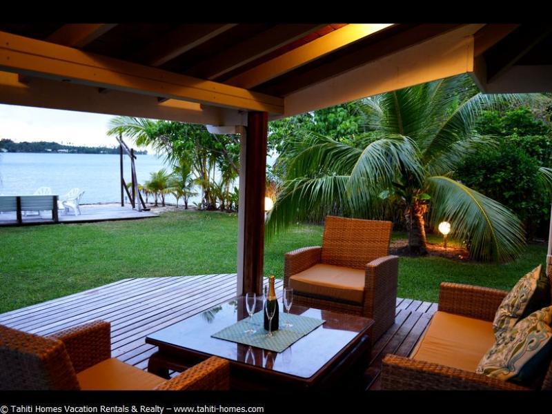 Villa Ohana - Moorea - Image 1 - Moorea - rentals