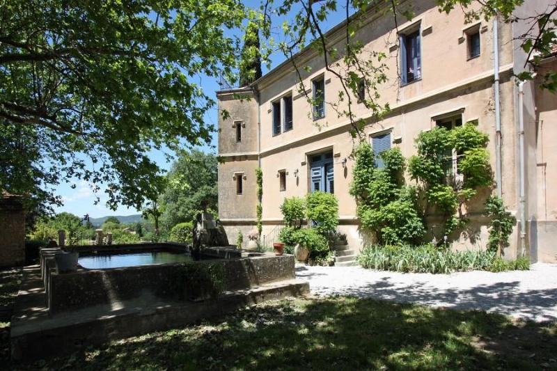 Castle in Provence (Var-France) for 10/12 persons with swiming pool - Image 1 - Carces - rentals