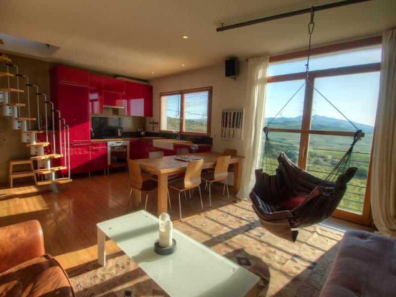 Open Plan Living Area - Casa Facinas - Tarifa - rentals