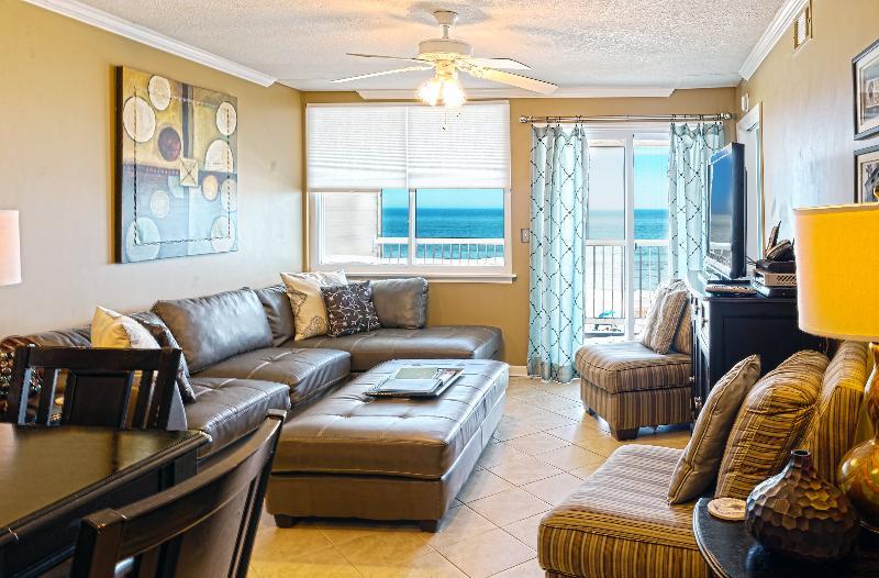 Lounge - Coral Sands 302 Oceanfront - Fernandina Beach - rentals