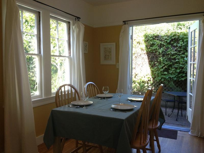 Beautfully Equpped for Entertaining. - Garden Setting, 2BR+Large Office, 3 Blocks to UCB - Berkeley - rentals