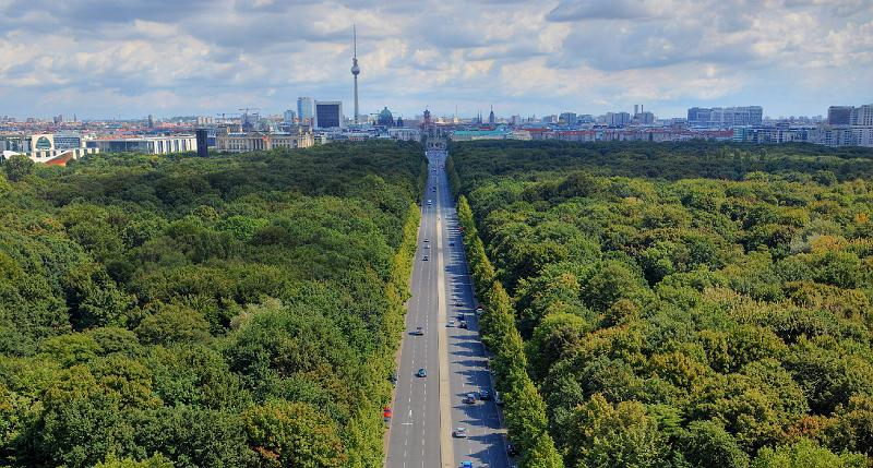 Tiergarten, a green oasis in center Berlin with a special legal status where one can relax, bath... - Serene Vacation Rental in Central Berlin - Berlin - rentals