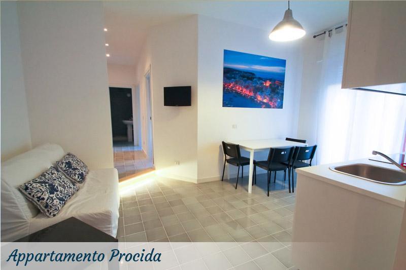 Procida Apartment - Laura's Sorrento Residence - Sorrento - rentals