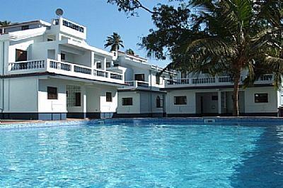 Villa Ajay & Swimming Pool - 04) Spacious A/C Villa, Arpora Sleeps 4 & Wi-Fi - Arpora - rentals