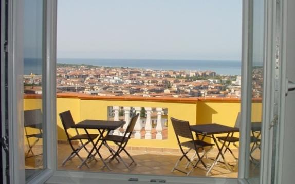 Terrace - Italy - Calabria - Scalea - Il Belvedere B & B - Scalea - rentals