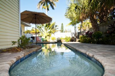 Pool 1 - CARIBBEAN SOUL - Anna Maria - rentals