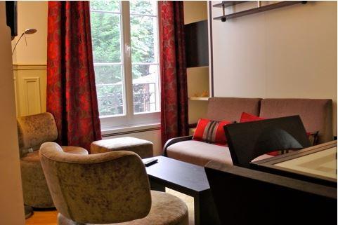 Eiffel Tower 1 bedroom 15th district (4405) - Image 1 - Paris - rentals
