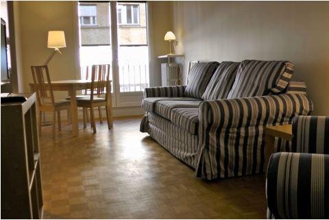 Ave De Saxe Market 1 bedroom 7th district  (4407) - Image 1 - Paris - rentals