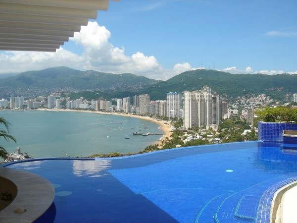 ACA - CHIPEL5 - Simple elegance with spectacular ocean views and close to beach, food and fun! - Image 1 - Acapulco - rentals