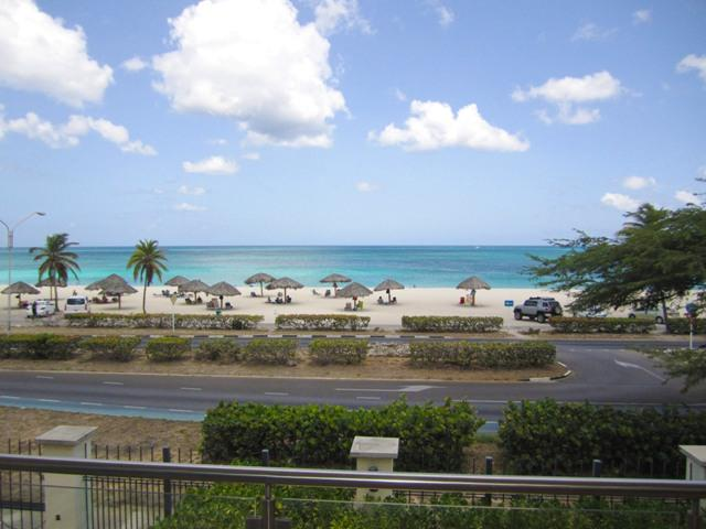 Your majestic view from your living area - Majestic View Four-Bedroom Condo - BG231 - Eagle Beach - rentals