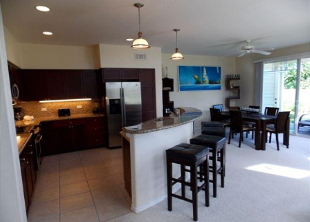 Living Room - SPRING SPECIAL 7TH NIGHT FREE -  FULLY LOADED TOWNHOME - Waikoloa - rentals