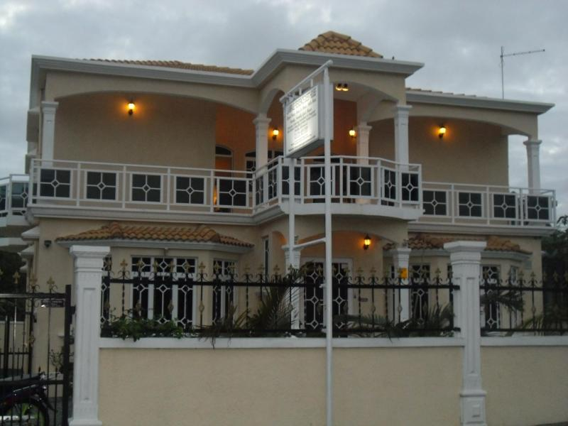 Front view - La Mirage Residence Guesthouse - Grand Port District - rentals