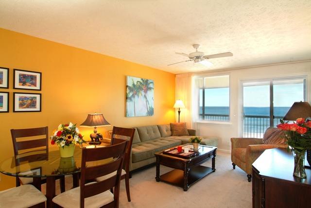 Lounge - Coral Sands 306 Oceanfront - Fernandina Beach - rentals