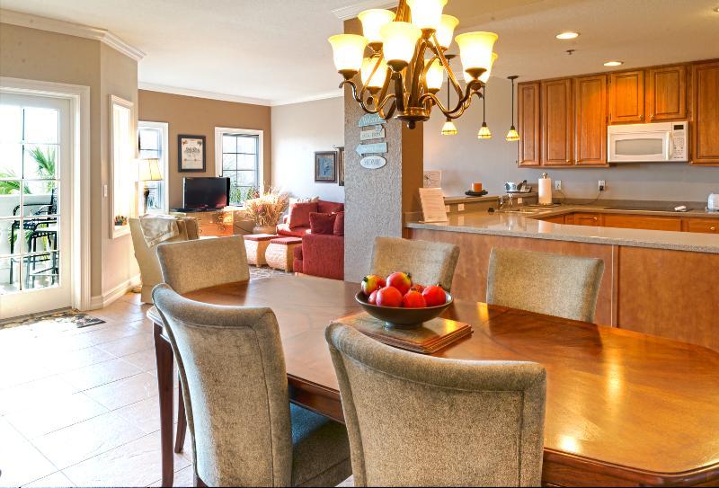 Dining Area - Fernandina Cay 202 Oceanview - Fernandina Beach - rentals