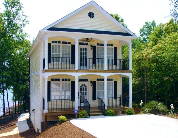 Front of house - Relaxing Getaway at Hartwell Heaven - Anderson - rentals
