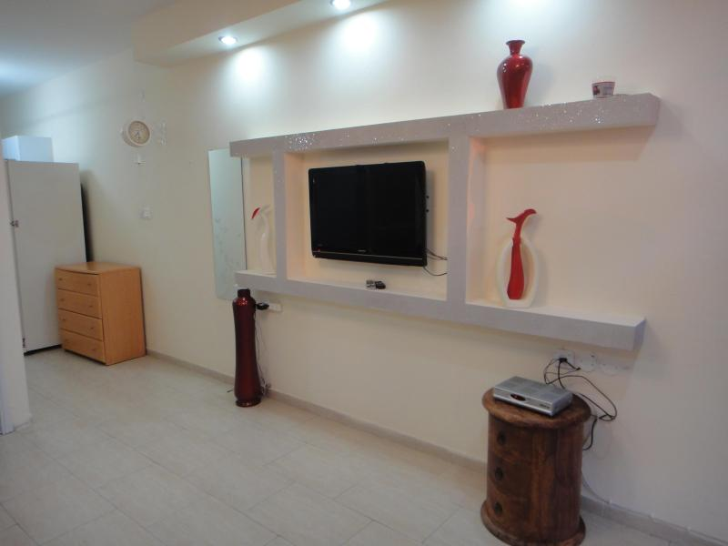Living room - Apartment with stunning sea view - Ashkelon - rentals