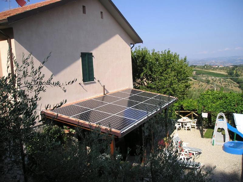Apartment Le Terrazze on hills of Perugia - Image 1 - Perugia - rentals