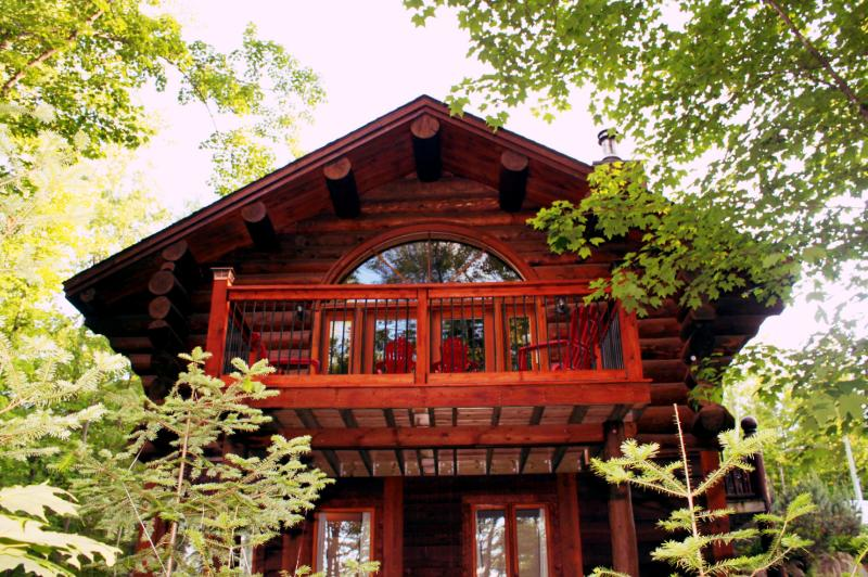 Villa Mercier - Log Home in the heart of Tremblant - Image 1 - Mont Tremblant - rentals