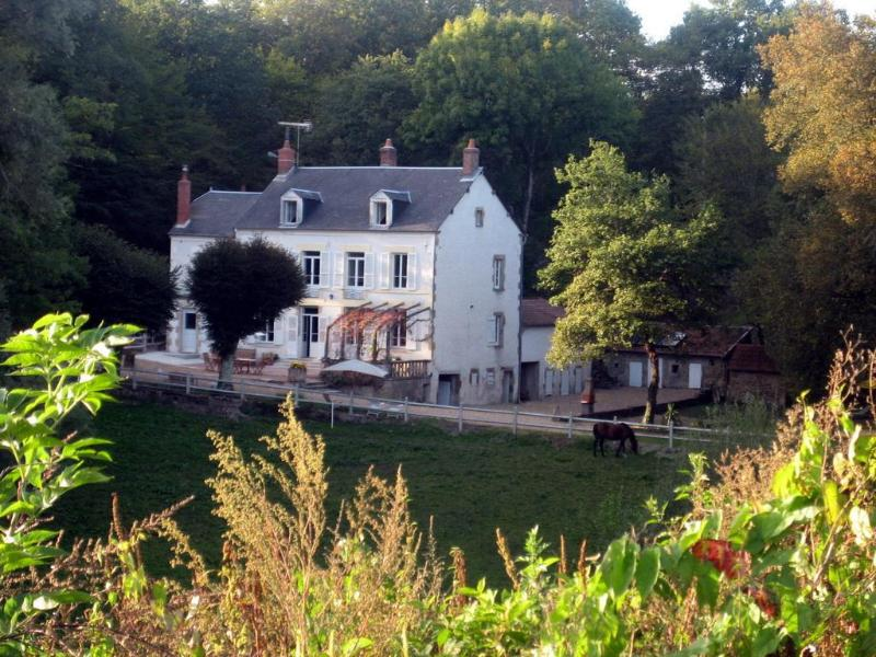 General view - An 19th century family house in Burgundy - La Machine - rentals
