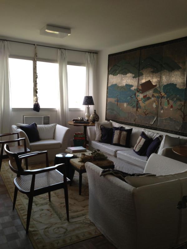 Lindo apartamento - Lagoa Rodrigo de Freitas - Image 1 - Rio de Janeiro - rentals