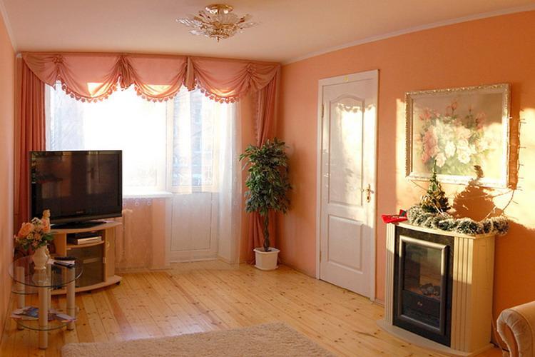 livig room - Romantic Lagoon 2 rooms appt in Minsk centre - Minsk - rentals