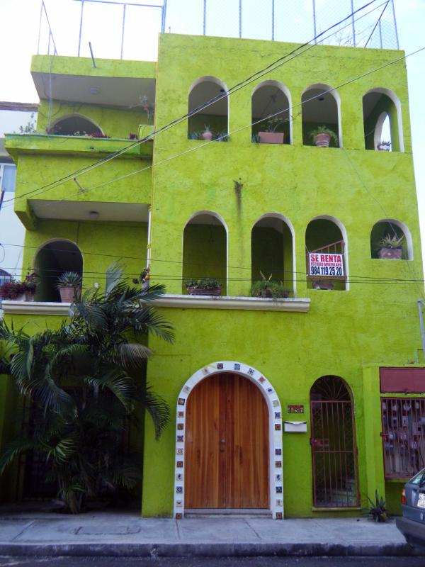 Furnished studios for rent in Downtown Playa - Image 1 - Playa del Carmen - rentals
