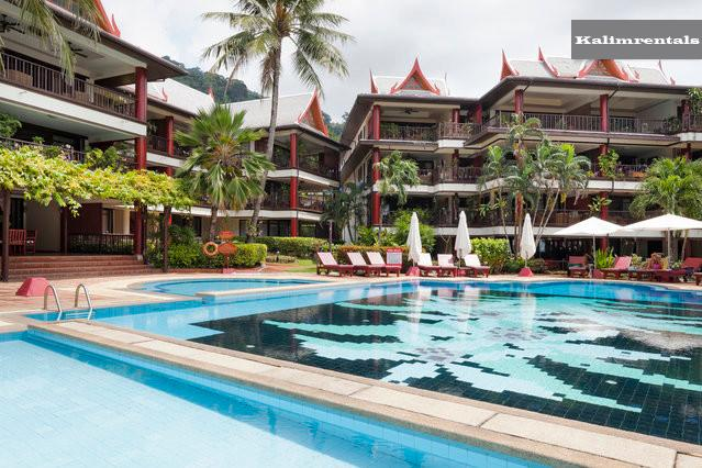 Kalim Bay 216 , Patong, Condo 50m from the beach - Image 1 - Phuket - rentals