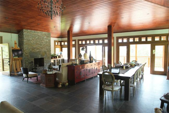 Main room - Mountain estate in Jarabacoa Dominican Republic - Jarabacoa - rentals