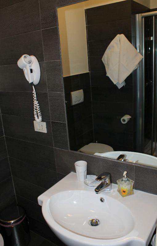 bagno relaxed trastevere - Sojourn in Trastevere - Rome - rentals