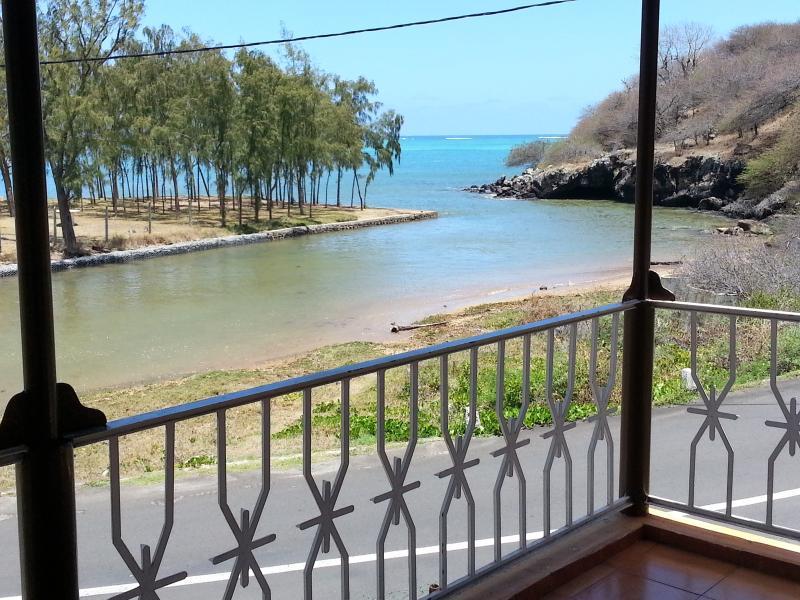Seaview - Petit Coin Villa - Rodrigues Island - rentals