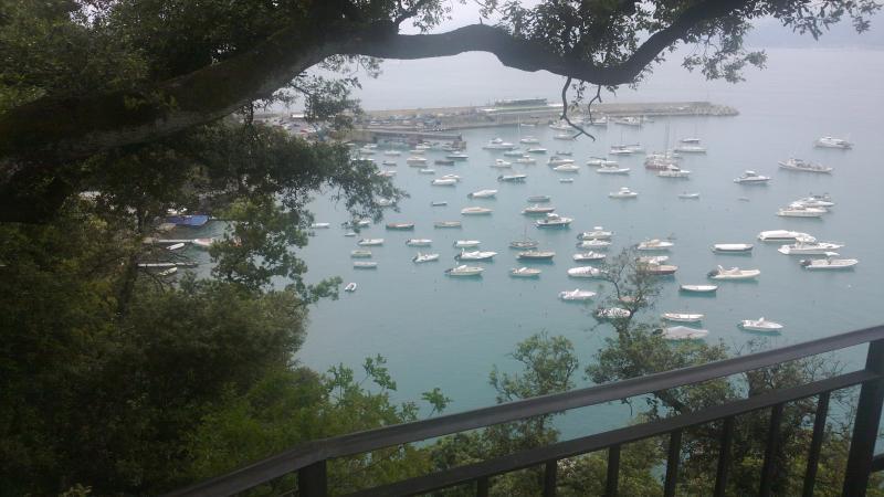 MAREMONTI vista dal terrazzo - SL 2 - MAREMONTI RES.(twelve guests) - Sestri Levante - rentals