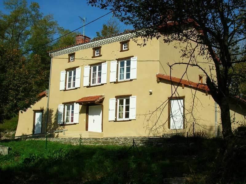 An old mansion - An old mansion in the heart of the Auvergne - Auvergne - rentals