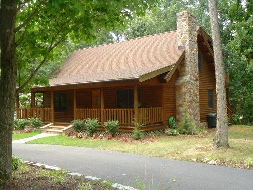 Front - Idyllic Massanutten Log Cabin - McGaheysville - rentals