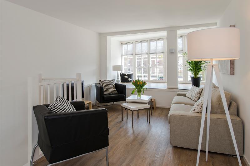Living - City centre apartment De Admiraal 1 (wifi) - Amsterdam - rentals