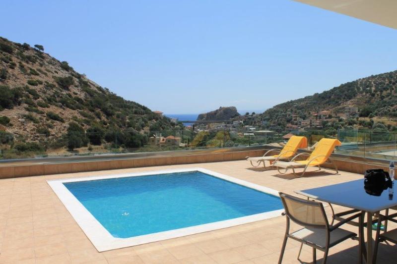 Villa sea view - Crete Heraklion Villa Complex - Heraklion - rentals