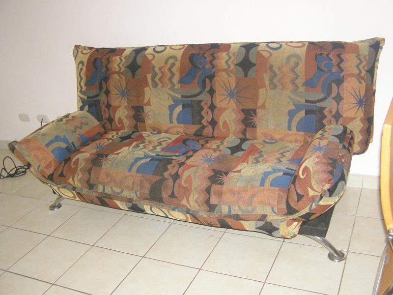 Living room couch - Villa Riviera Condominium C6 - Playas del Coco - rentals