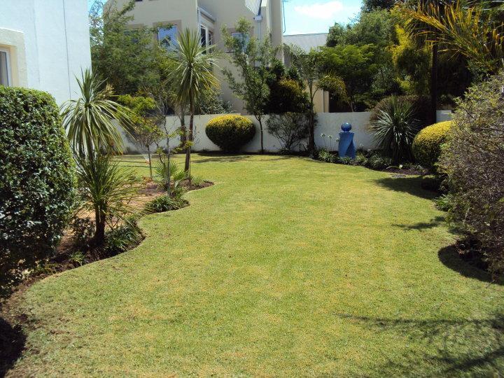 Garden - Hope's Property - Pretoria - rentals