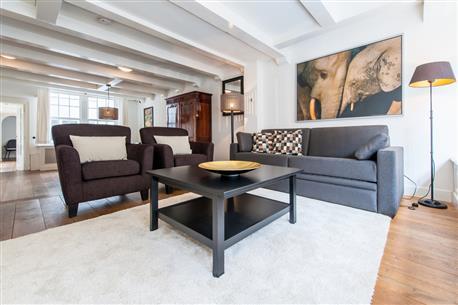 Jordaan Noordermarkt Apartment C - Image 1 - Amsterdam - rentals