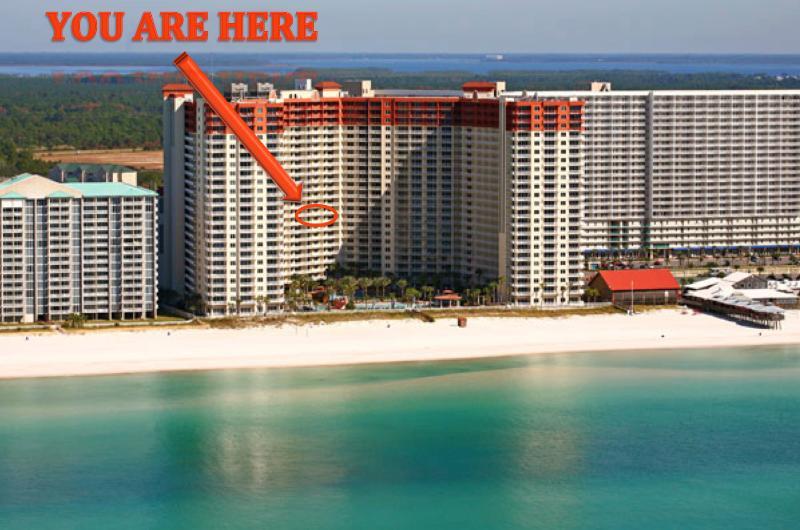 Luxury Oceanfront Condo - Image 1 - Panama City Beach - rentals