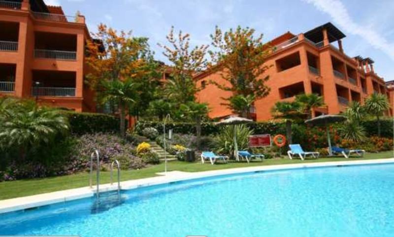 One of the three pools - Fantastic Apartment close to Puerto Banus, Marbella and Estepona - Spain - rentals