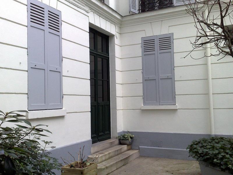 COUR - 1 Bedroom Paris Apartment Rental - Paris - rentals