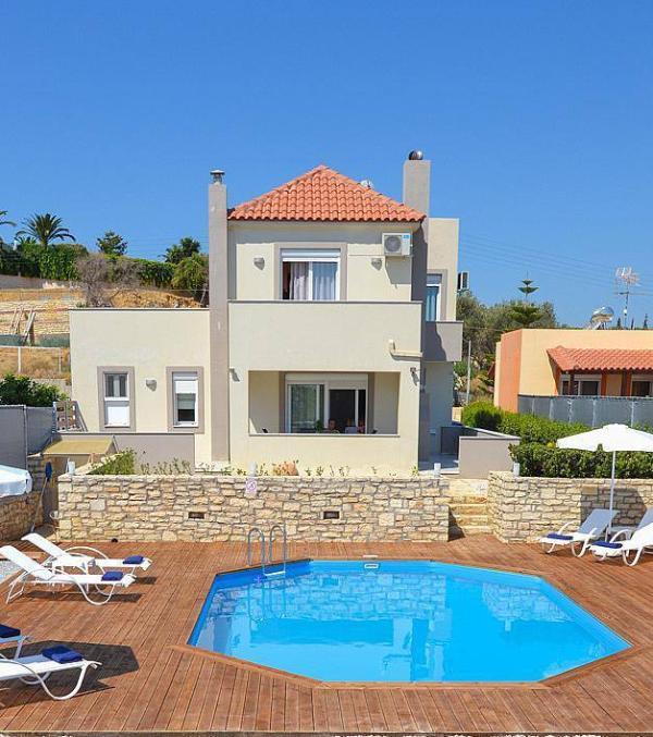 Villa Lilioum Creta Rethymno - Image 1 - Xiro Chorio - rentals