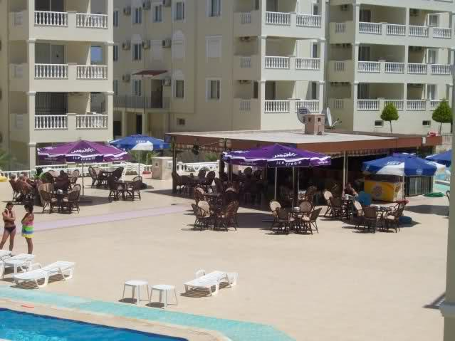 Apartment on the Royal Marina 5* complex Altinkum - Image 1 - Altinkum - rentals