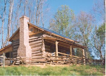 Highlands Cabin - Highlands Cabin....A Step Back to Early America - Lexington - rentals