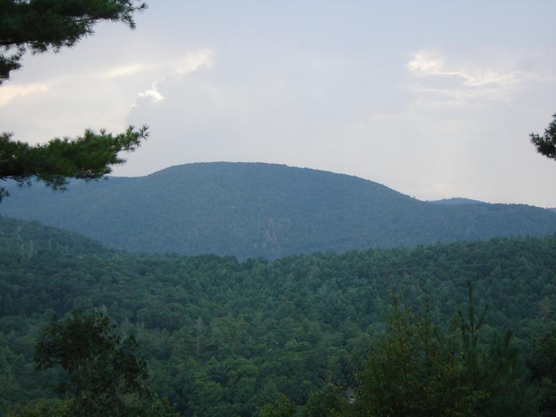 Gorgeous view from the deck of this terrific home! - Soar Above It All on a Highlands Getaway - Highlands - rentals