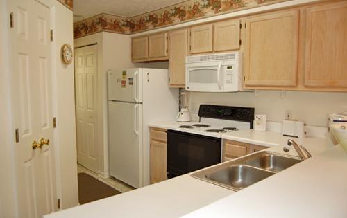 Kitchen - Modern 2 Bedroom Villa at River Oaks Golf Plantation! - Myrtle Beach - rentals