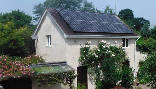 The Studio with solar panels - Luxury quiet self catering for two in Shropshire - Ellesmere - rentals