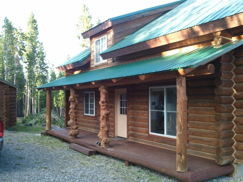 Beautiful Wyoming Family Cabin in Union Pass! - Image 1 - Dubois - rentals