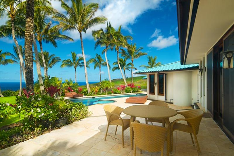 Paradise Found!! ~ Stunning 8 Acre Kauai Estate Near Hanalei!!! - Image 1 - Hanalei - rentals